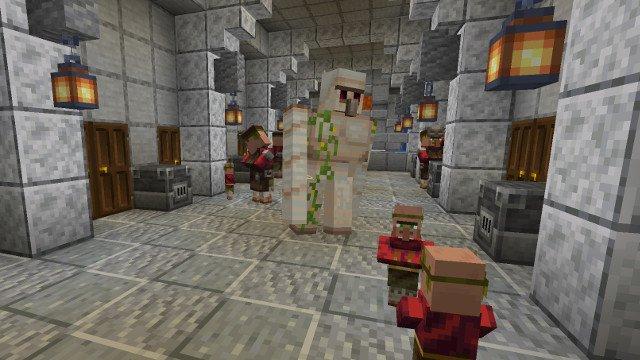 Kuinka rakentaa Minecraft-kylä tyhjästä 10,14