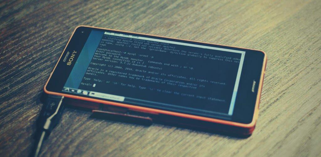 Ako previesť telefón alebo tablet s Androidom na server