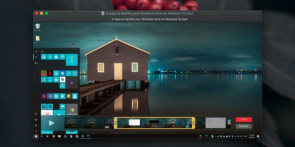 Cách cắt video trên macOS với QuickTime 1