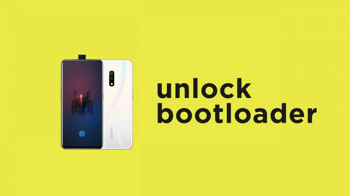 Buka Bootloader Di Realme X