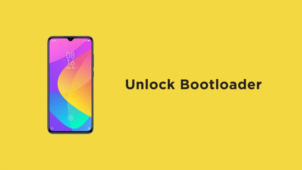 Buka Bootloader Di Xiaomi Mi CC9