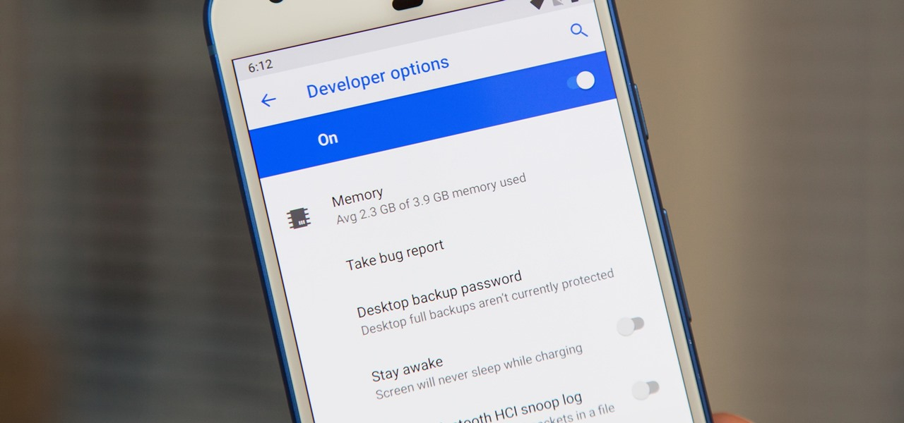 Unlock Developer Options on Your Pixel in Android 9.0 Pie