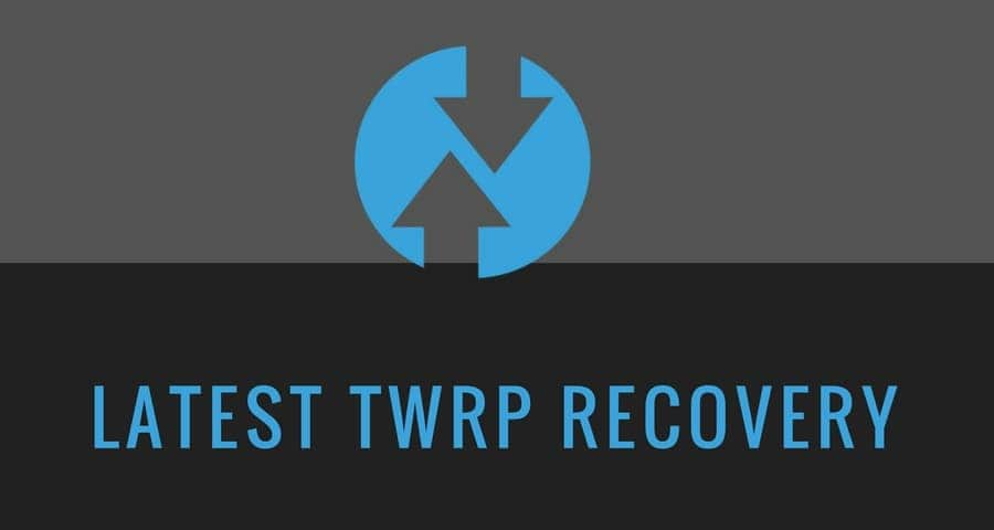 Latest TWRP Recovery