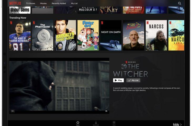 Cara menonaktifkan pratinjau putar otomatis Netflix yang bergulir saat Anda meramban layanan 1