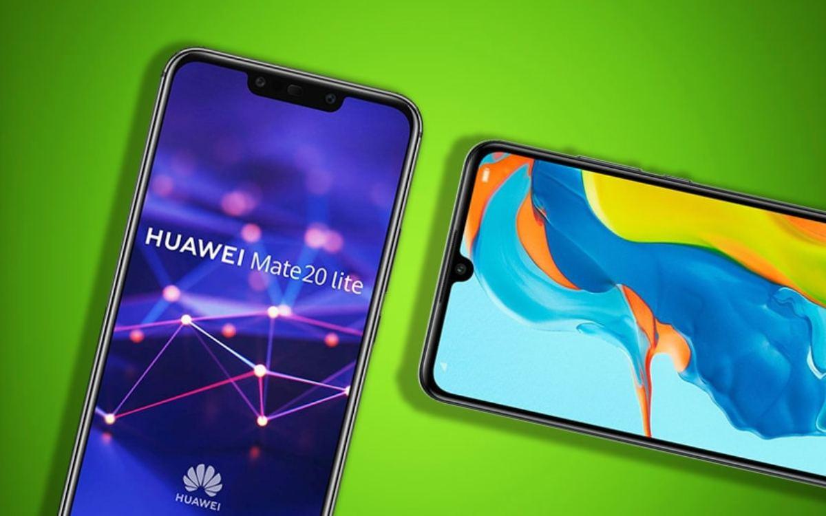 Android 10 -päivityksen pakottaminen Huawei Mate 20 Mi lite -versioon