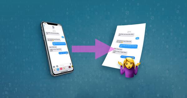 Cara menyimpan dan mencetak pesan ponsel Android Anda dengan Droid Transfer