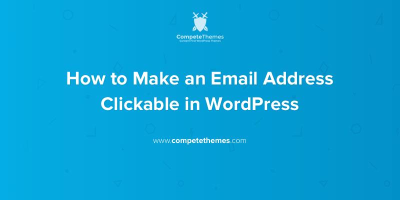 Cómo hacer que se pueda hacer clic en una dirección de correo electrónico en ...