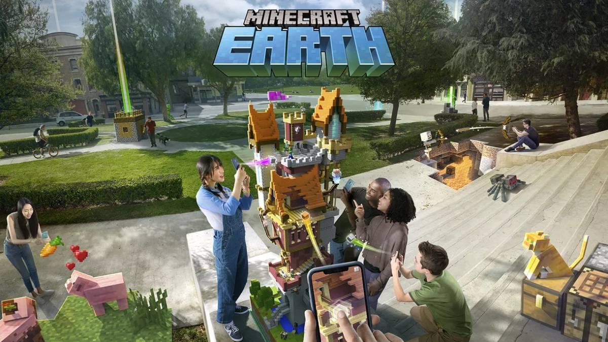 Cara menginstal Minecraft Earth beta di ponsel Anda 1