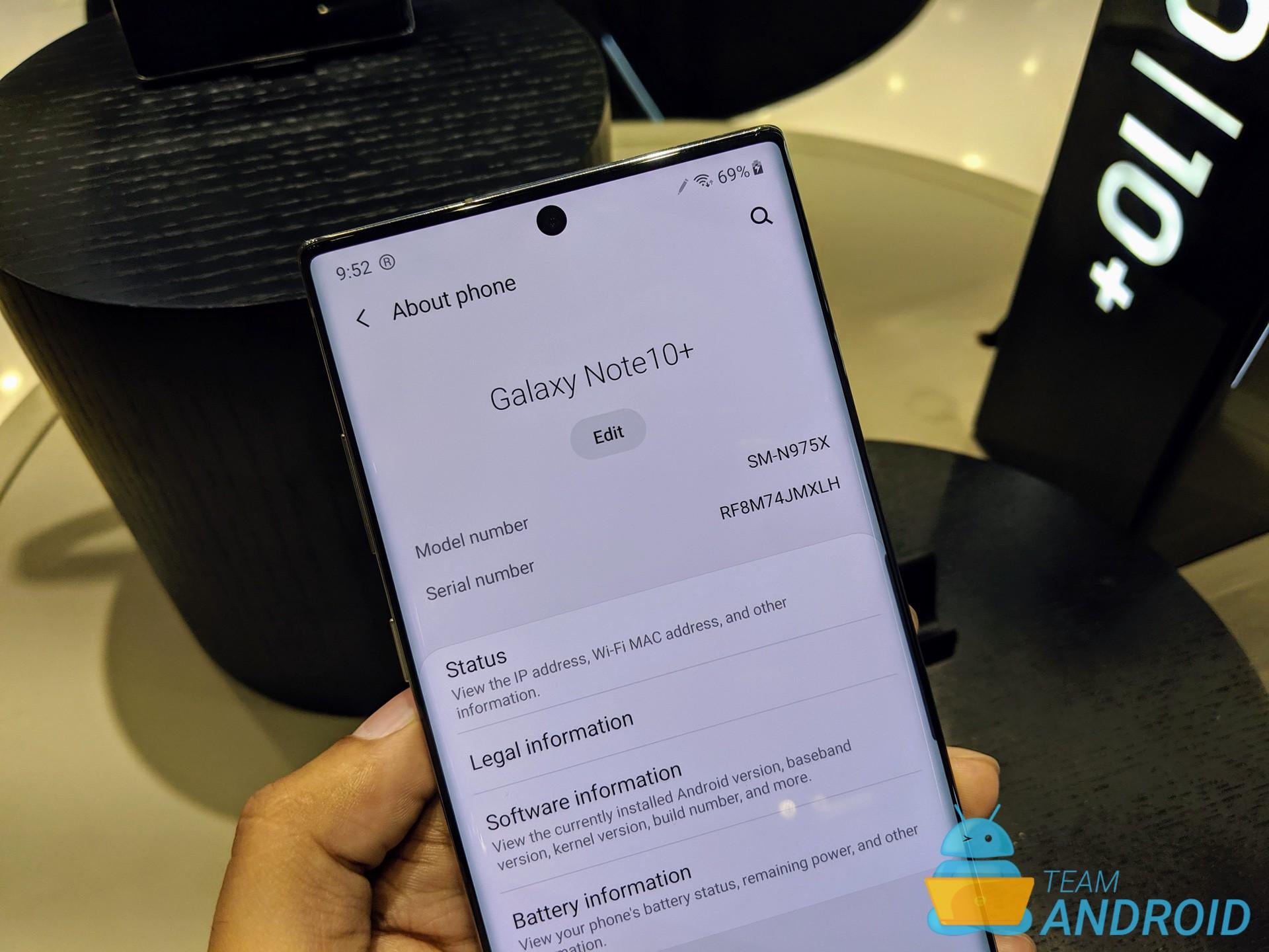 Cách thêm đèn LED thông báo trên Samsung Galaxy Note        10 ... 3