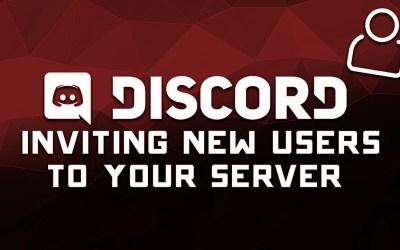 Cómo invitar a alguien a un servidor en desacuerdo