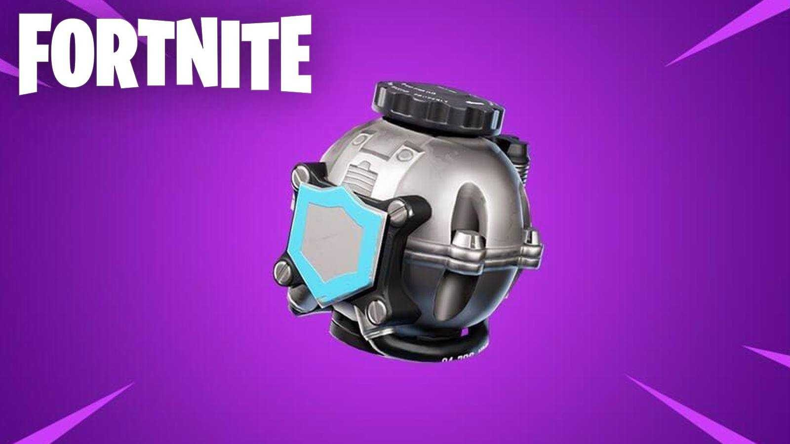 """Cara menggunakan pelindung """"Bubble Shield"""" saat bergerak masuk Fortnite"""