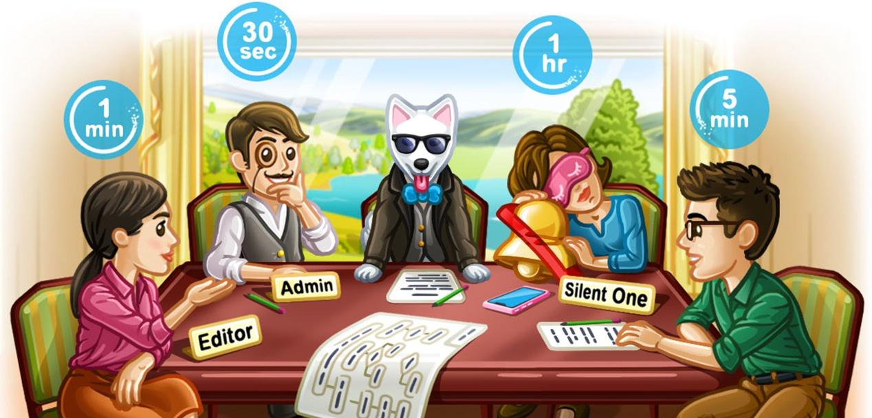 Cara menggunakan emoji animasi baru, mode Lambat dan fungsi kirim Senyap di Telegram
