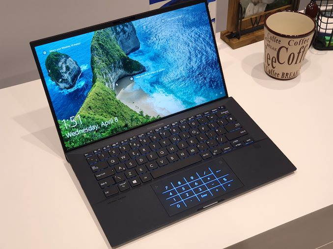 CES 2020: ASUS Meluncurkan Ultralight 14-Inch Project Athena ExpertBook B9450