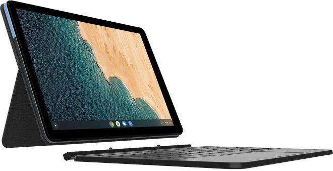CES 2020: Lenovo IdeaPad Duet es el último Chromebook desmontable 2