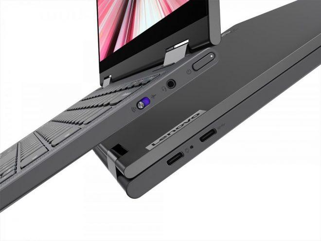 CES 2020: Lenovo Yoga 5G es una computadora portátil 5G con 24 horas de duración de la batería 2