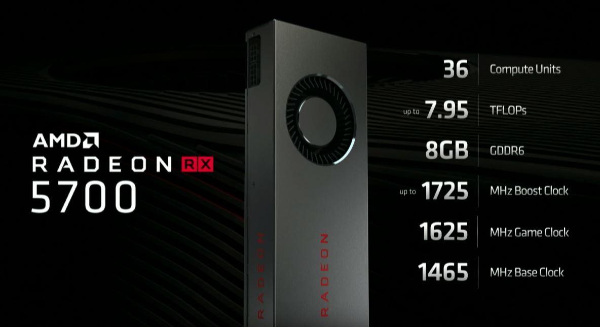 Mengubah AMD Radeon RX 5700 menjadi Radeon RX 5700 XT dengan mem-flash BIOS