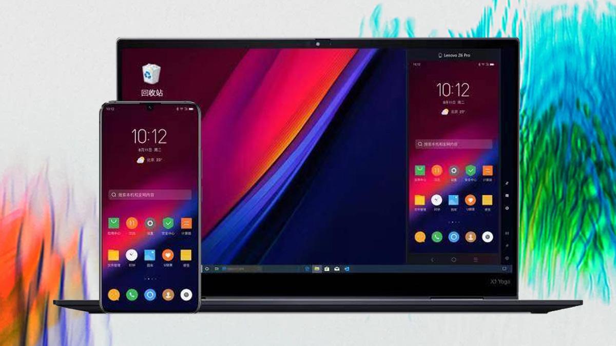 Lenovo One -ominaisuus yhdistää Android ja Windows PC-kokemus