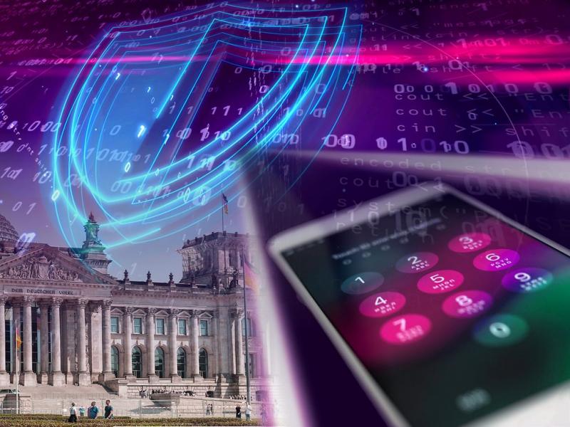 Enkripsi: Aplikasi iOS dari Telekom yang dirilis oleh BSI untuk diskusi rahasia