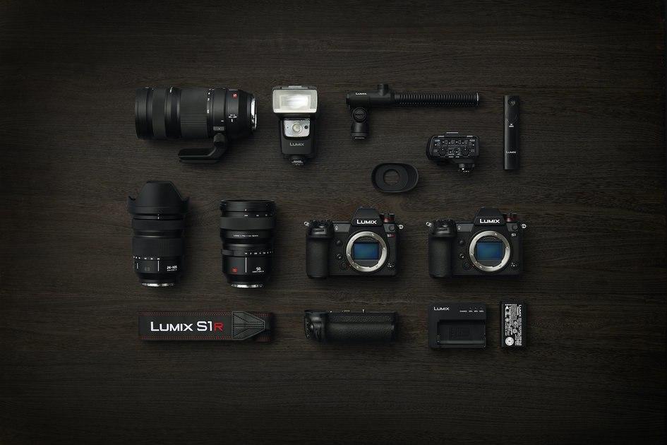 Koleksi kit Panasonic Lumix S1 terbaik