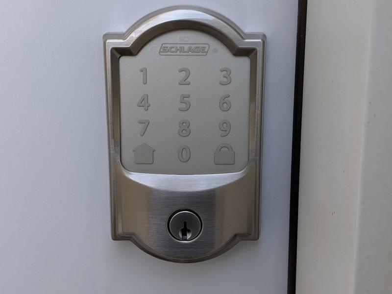 Komentar Encode Schlage: Kunci Cerdas yang Nyaman untuk Menjaga Rumah Anda Aman 1