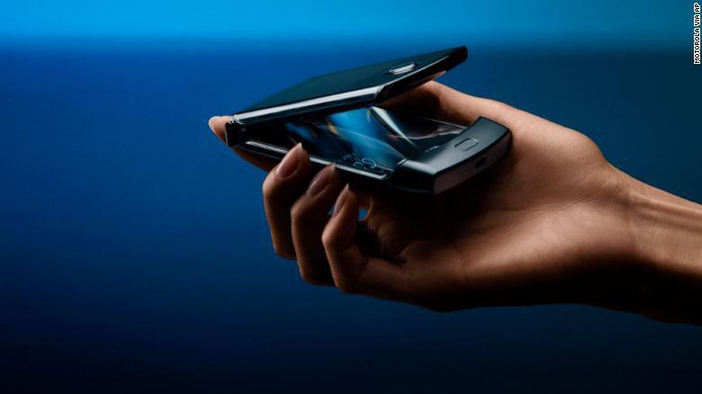 Pra-penjualan Motorola Razr baru dimulai; biaya handset R $ 8.999