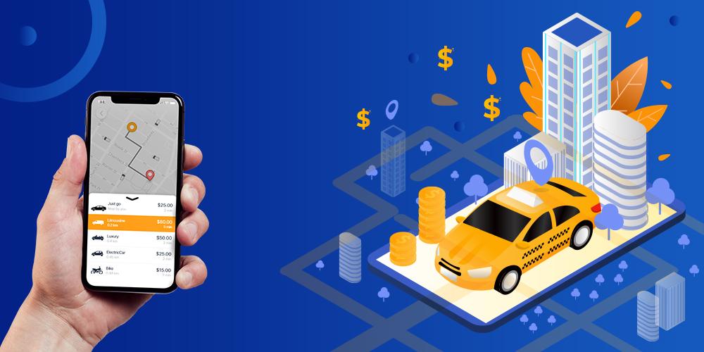 Hur man gör en app som Uber 2020