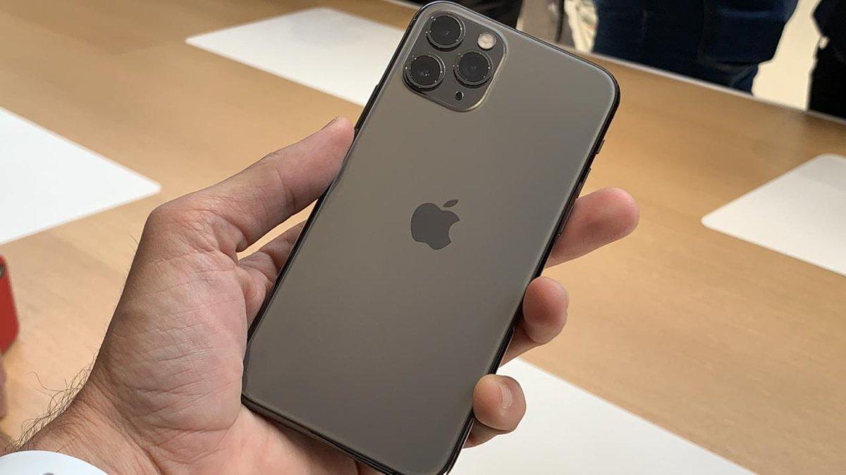 Dengan foto pertama ini, iPhone 11 Pro Max menawarkan mode malam yang mengesankan