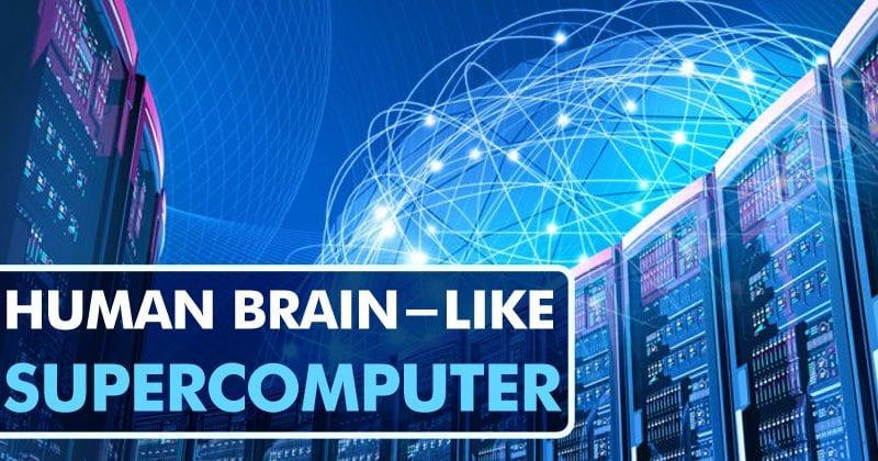 Poznaj superkomputery jako pierwszy na świecie ludzki mózg