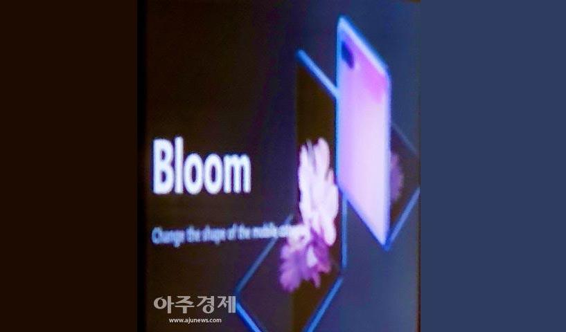 Galaxy Bloom Leaked photo