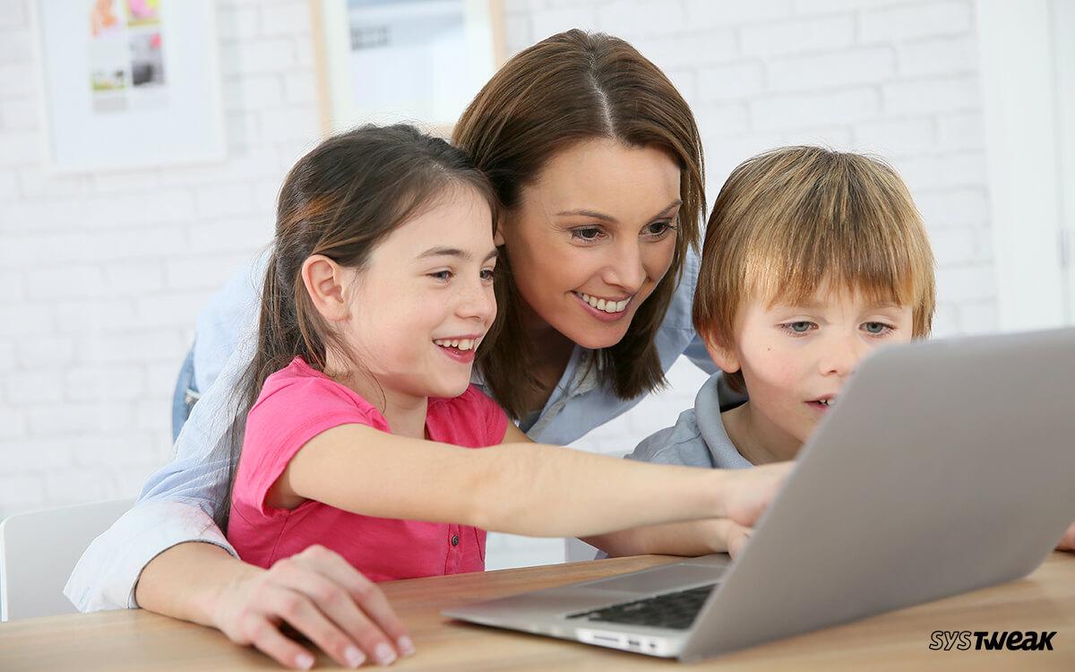 Lapsilukko 101: Kuinka hallita Screentime-ohjelmaa Macissa …