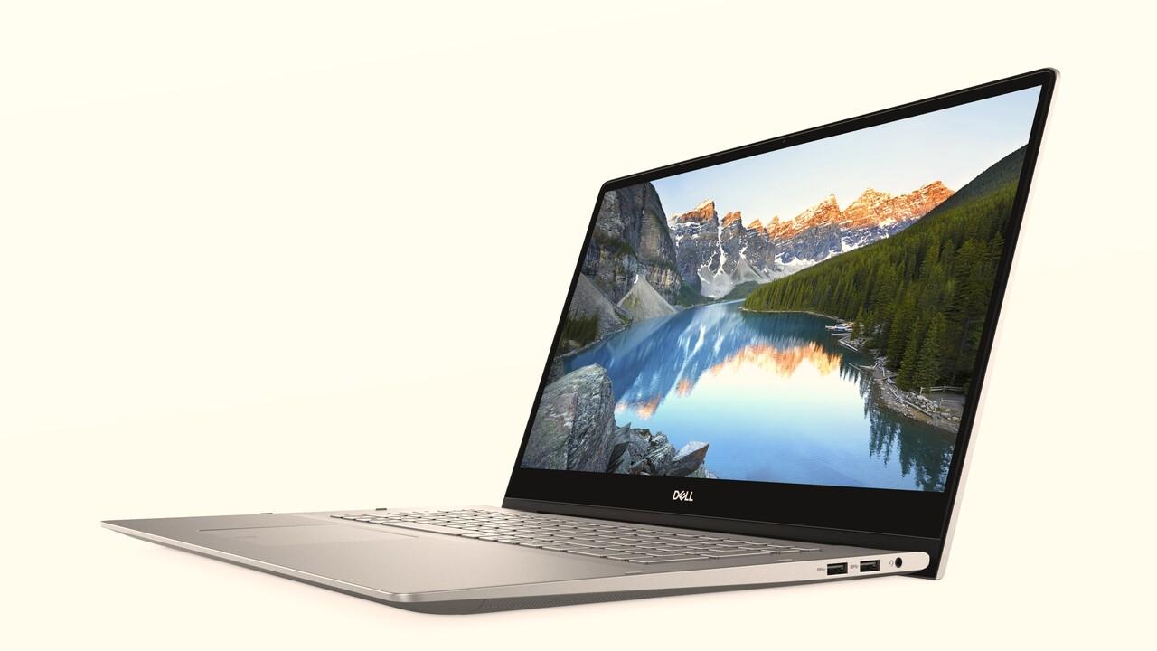 Dell Inspiron 7000 (2019): 2-w-1 na 14, 15 i 17 cali przełącz na Comet Lake