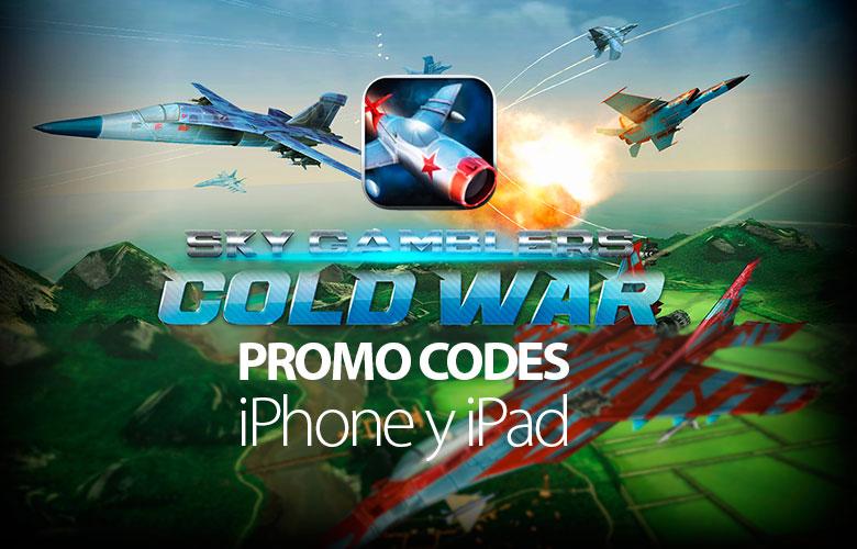 Descarga el juego Sky Gamblers: Cold War FREE con uno de estos códigos promocionales 2