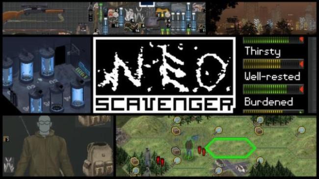 Descarga gratuita de NEO Scavenger (v1.15)