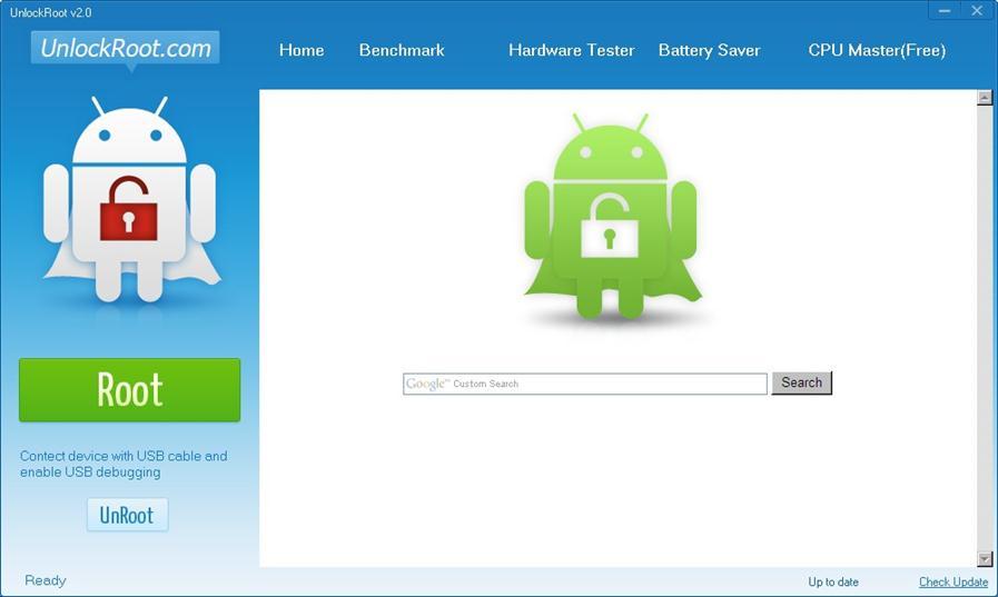 Lataa VRoot Androidille
