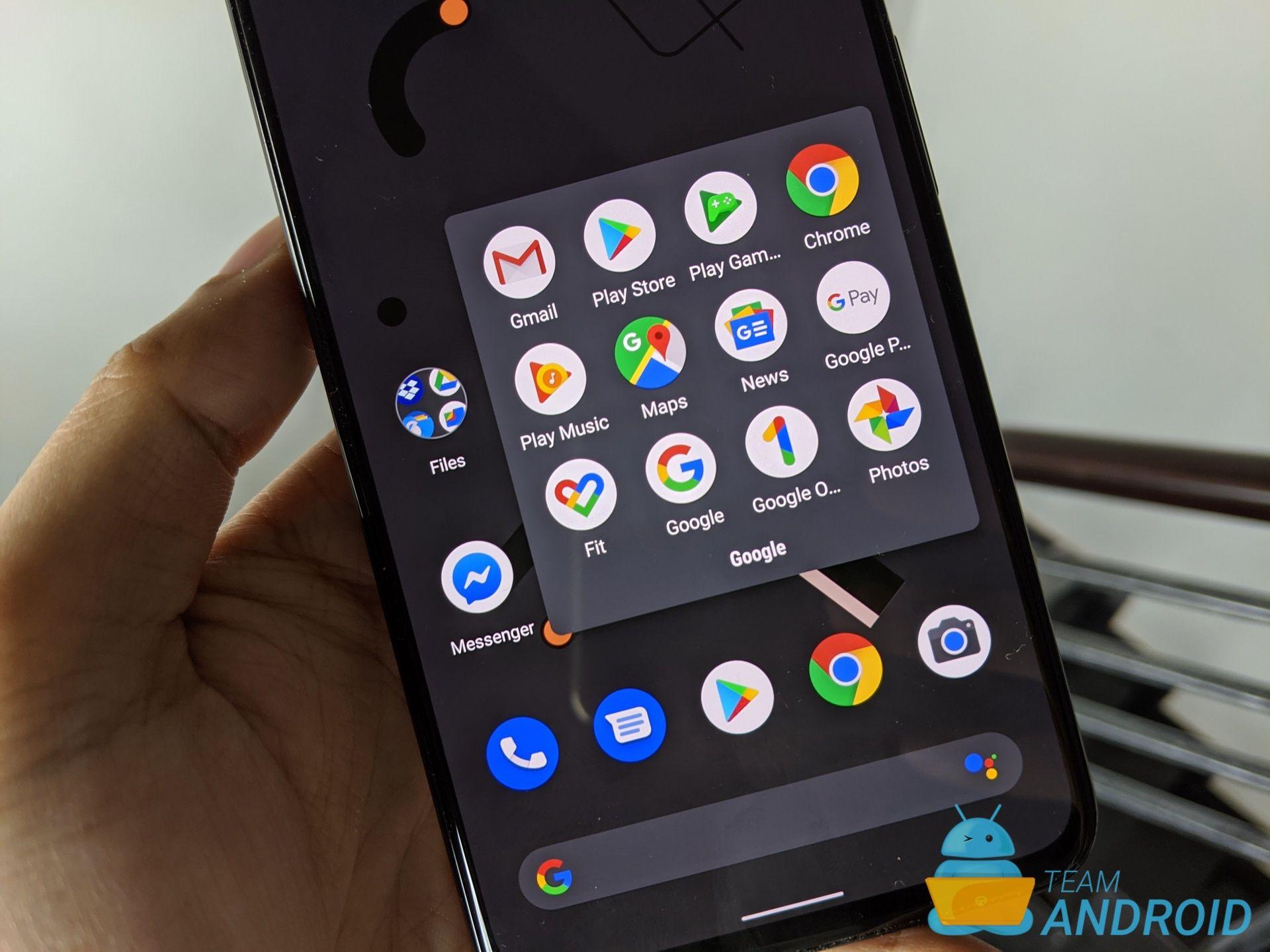 Dadlwythwch Android 10 Gapps (Google Apps) ar gyfer ROM, sydd bellach ar gael yn swyddogol ar Open Gapps