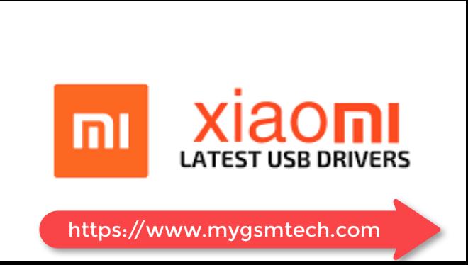 Descargue los controladores USB Xiaomi (Mi) (2020) para Windows 7/ /8/ 10