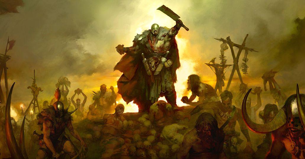 Diablo 4 akan membiarkan pemain melakukan rebind klik kiri 1