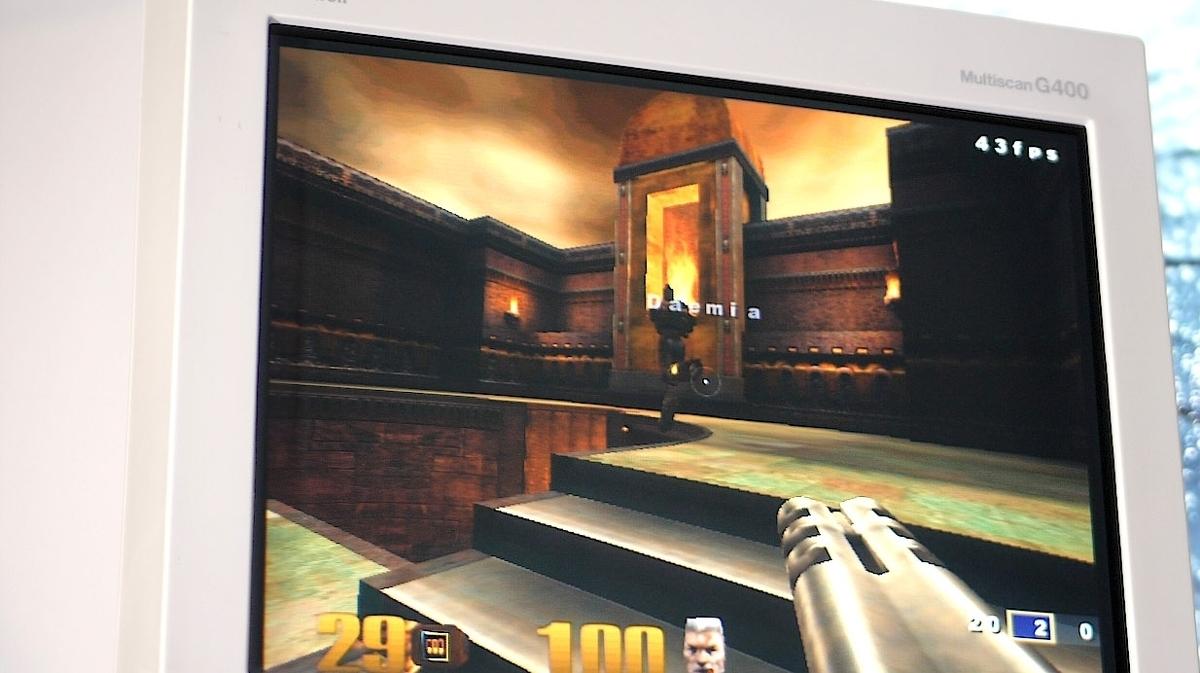 Digital Foundry Retro: Kami memainkan Quake 3, Half-Life dan Unreal pada PC 1999