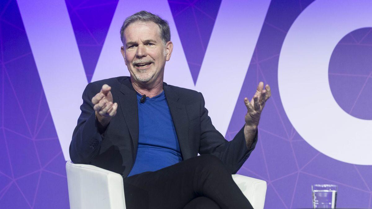 Disney Plus dan Apple layanan streaming tidak akan mengubah strategi Netflix, kata CEO