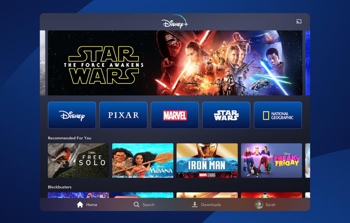Disney + ditayangkan langsung di Belanda, gratis selama dua bulan