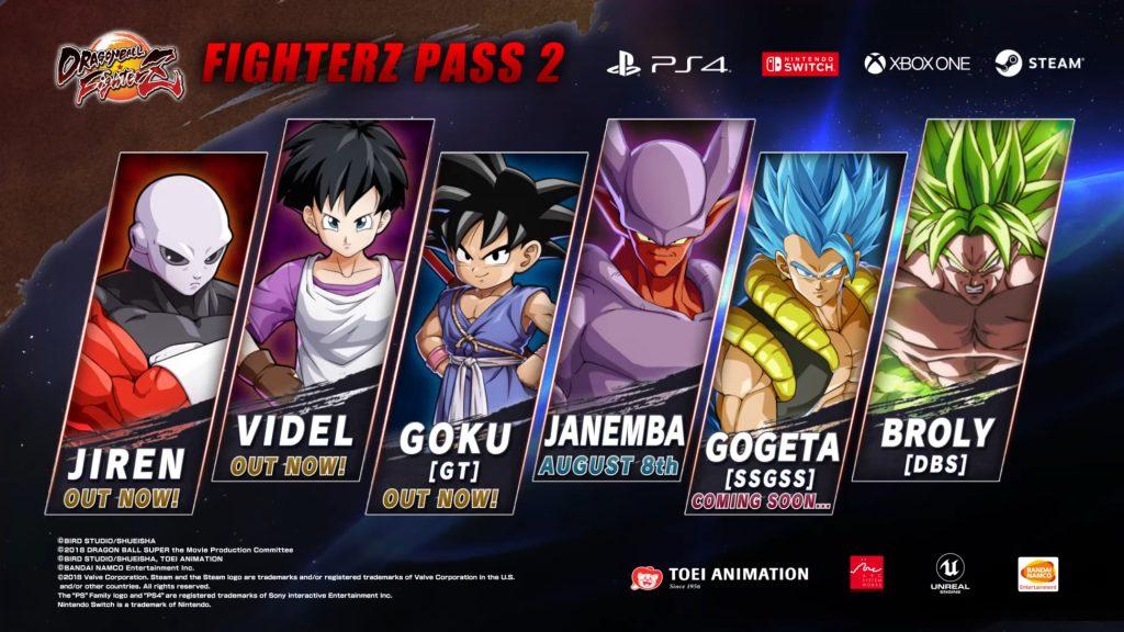 Dragon Ball FighterZ akan menambah Janemba pada 8 Agustus, diikuti oleh Gogeta (SSGSS) tidak lama setelah - Trailer gameplay