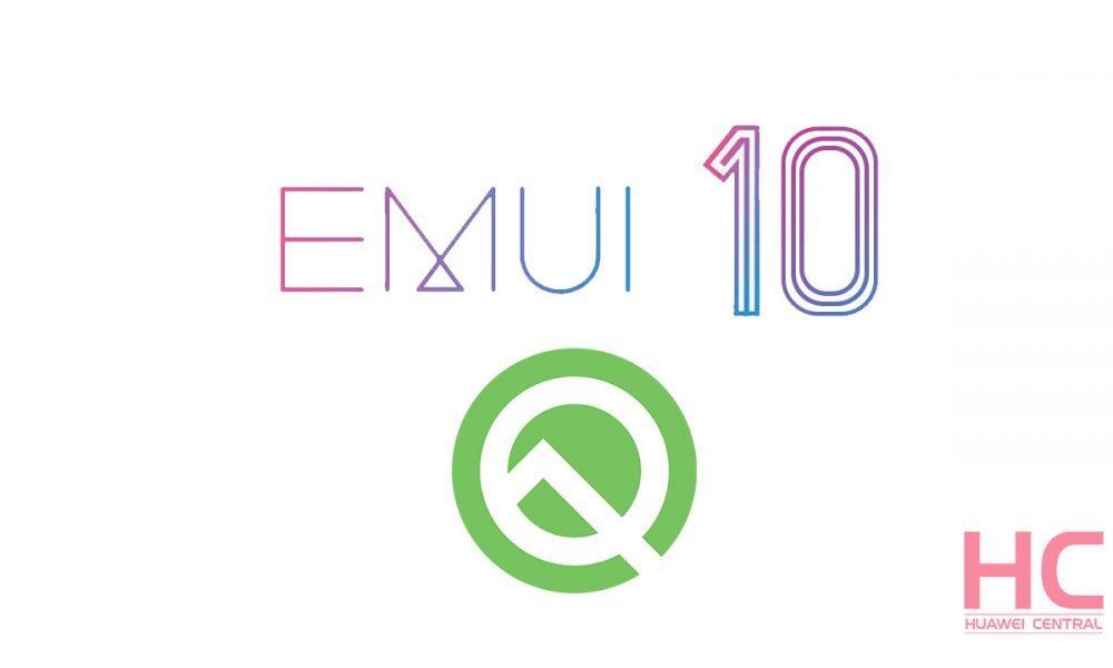 EMUI 10, memfilter beberapa berita untuk ponsel Huawei