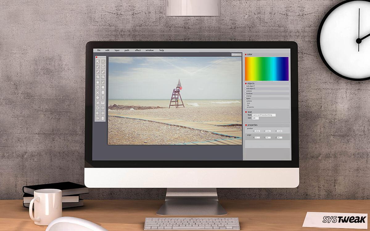 Alternatif Editor Foto GIMP Untuk Pengguna Mac Selain Photoshop