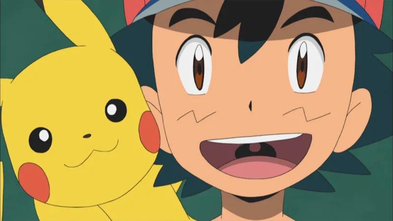 Aktor suara bahasa Inggris asli untuk Ash dalam komentar anime Pokemon pada hasil Liga Alola