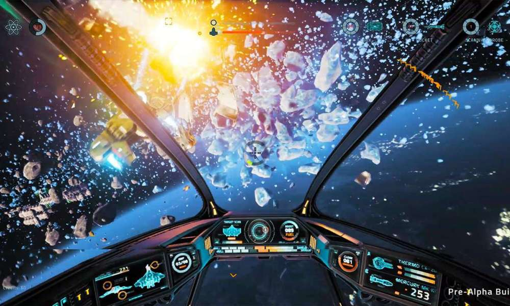 Everspace developer teases new Open World Space Shooter 1