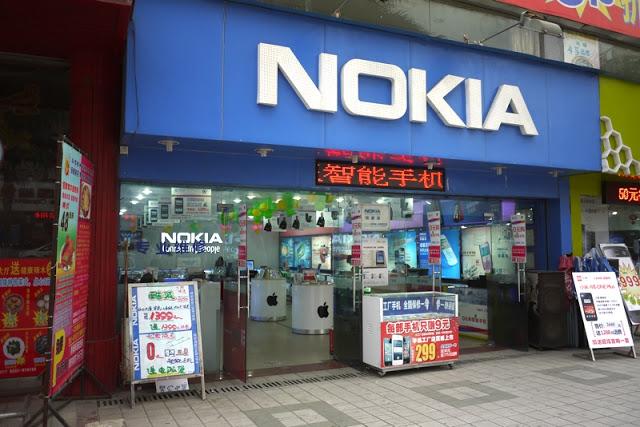 Bagian depan Nokia 9 PureView muncul dalam gambar nyata yang difilter 1