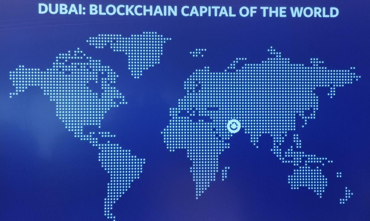 Pemerintah Dubai memiliki 24 kasus penggunaan pada platform blockchain dalam tiga tahun terakhir