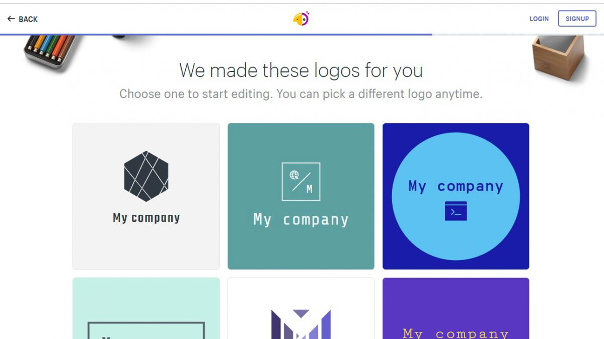 Desainer logo terbaik 2019: generator, pembuat dan pencipta logo top untuk bisnis Anda