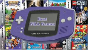 Bästa-GBA-spel
