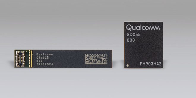 IPhone 5G model will be paired with Qualcomm modem until 2024 1